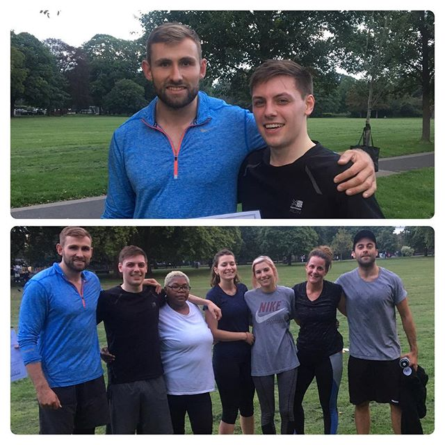 Tonight's bootcamp had some serious contenders, but top of the leader board is James. @sarahlough he did you proud.
