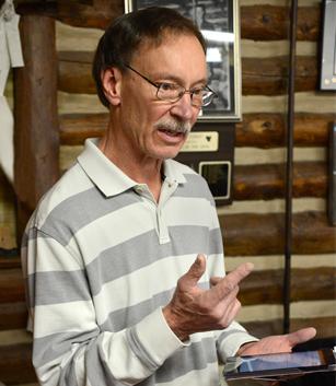 John Fandel - Treasurer/Membership