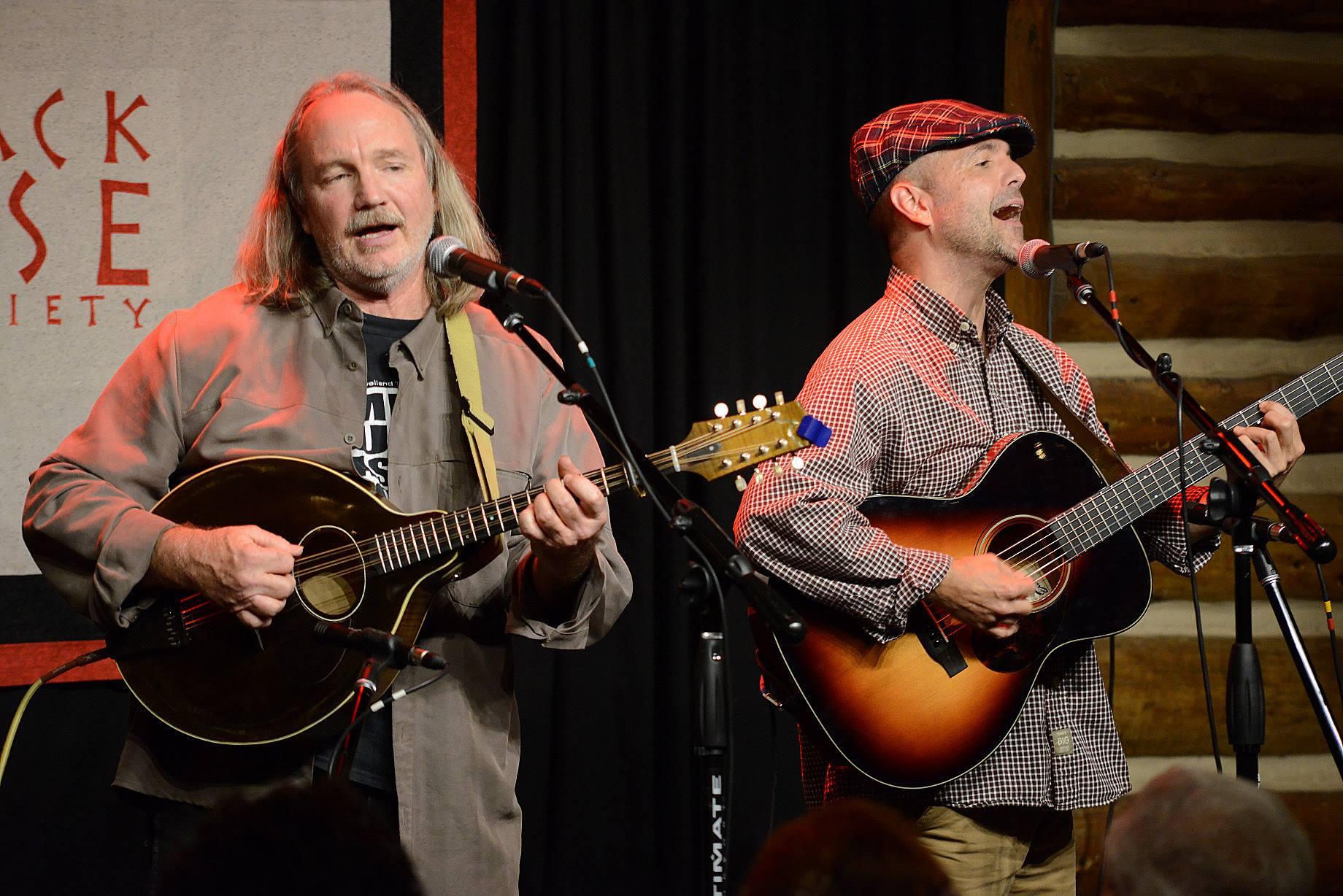 Steve Smith & Tim May