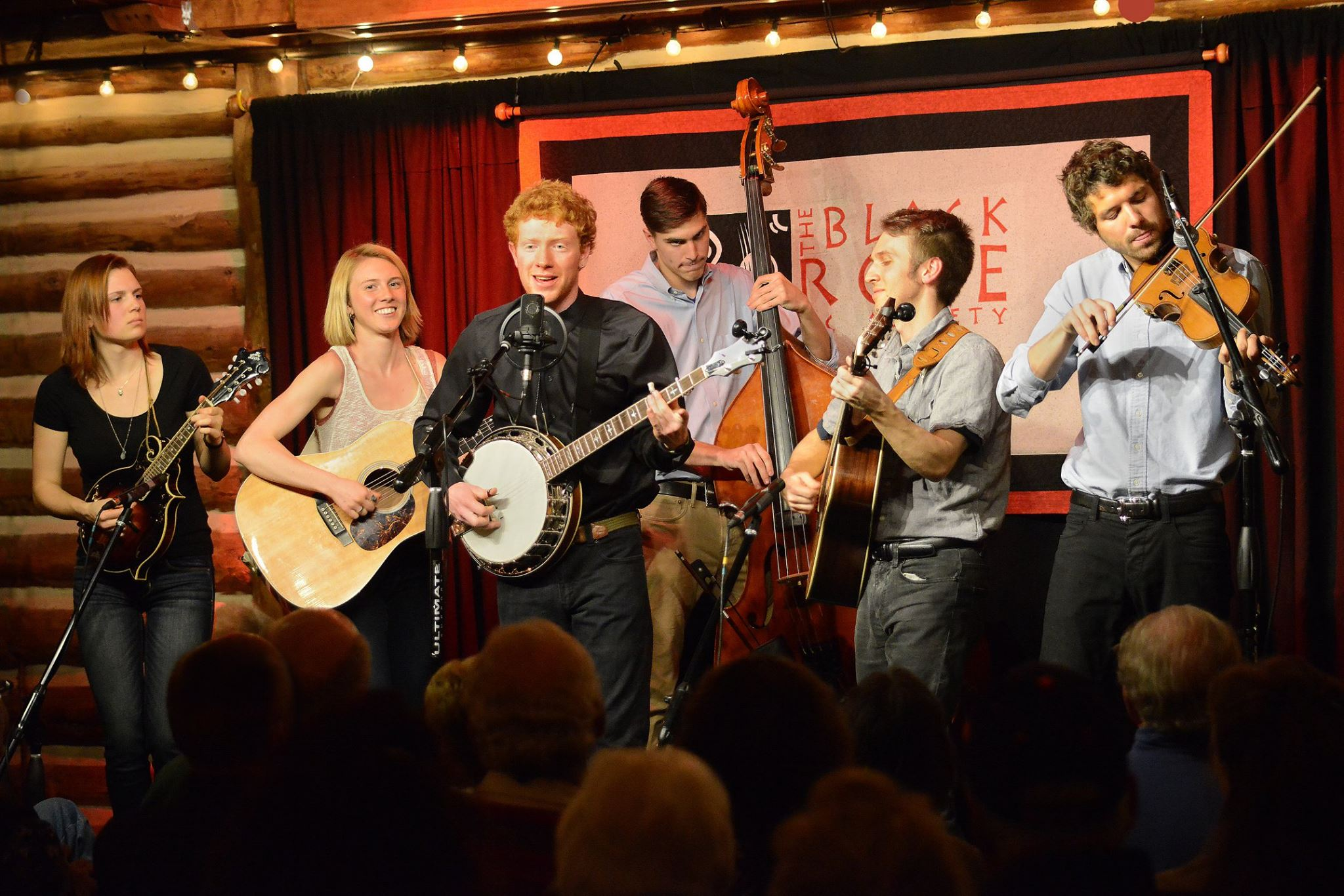 Colorado College Bluegrass Ensemble