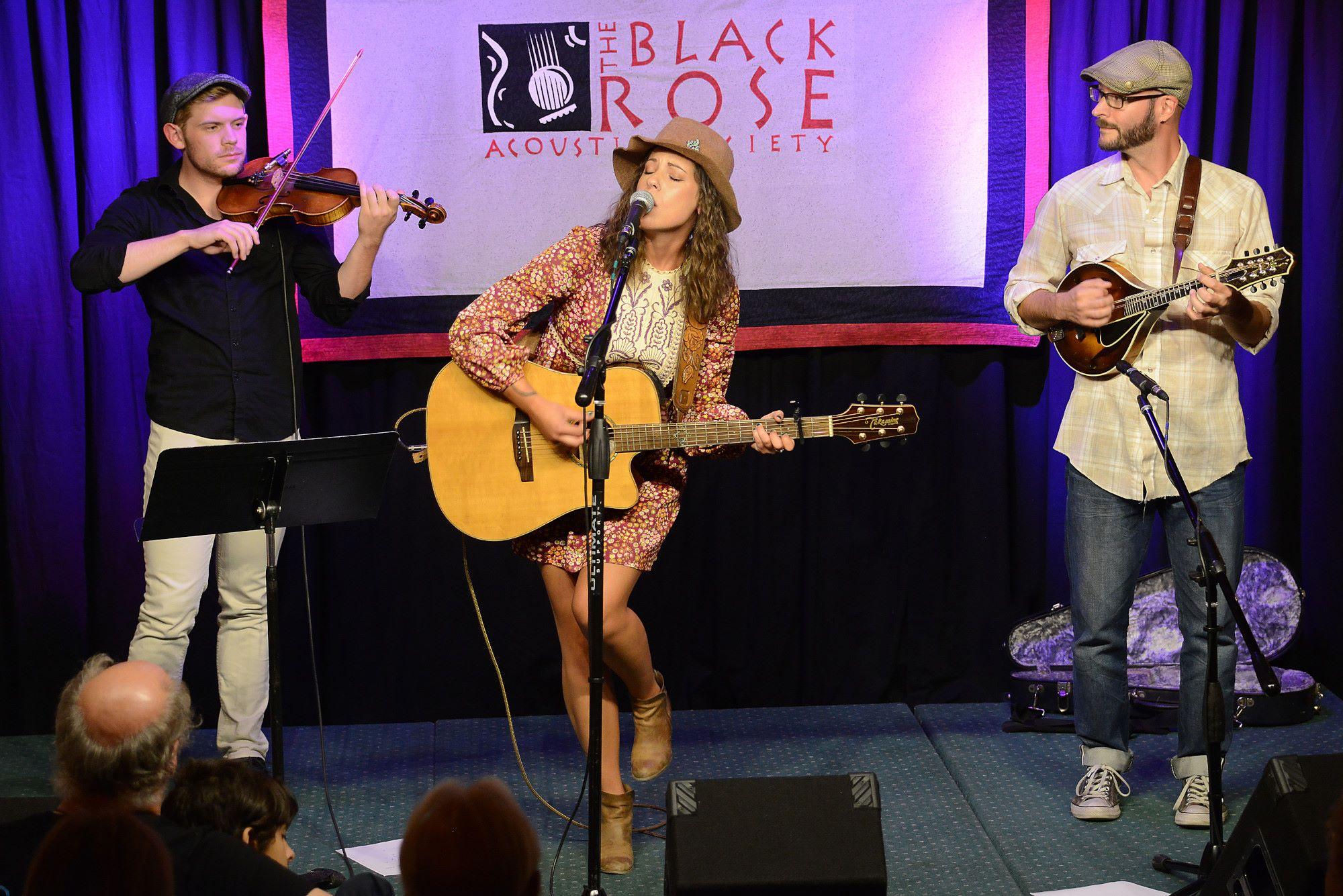 Emily Barnes Trio