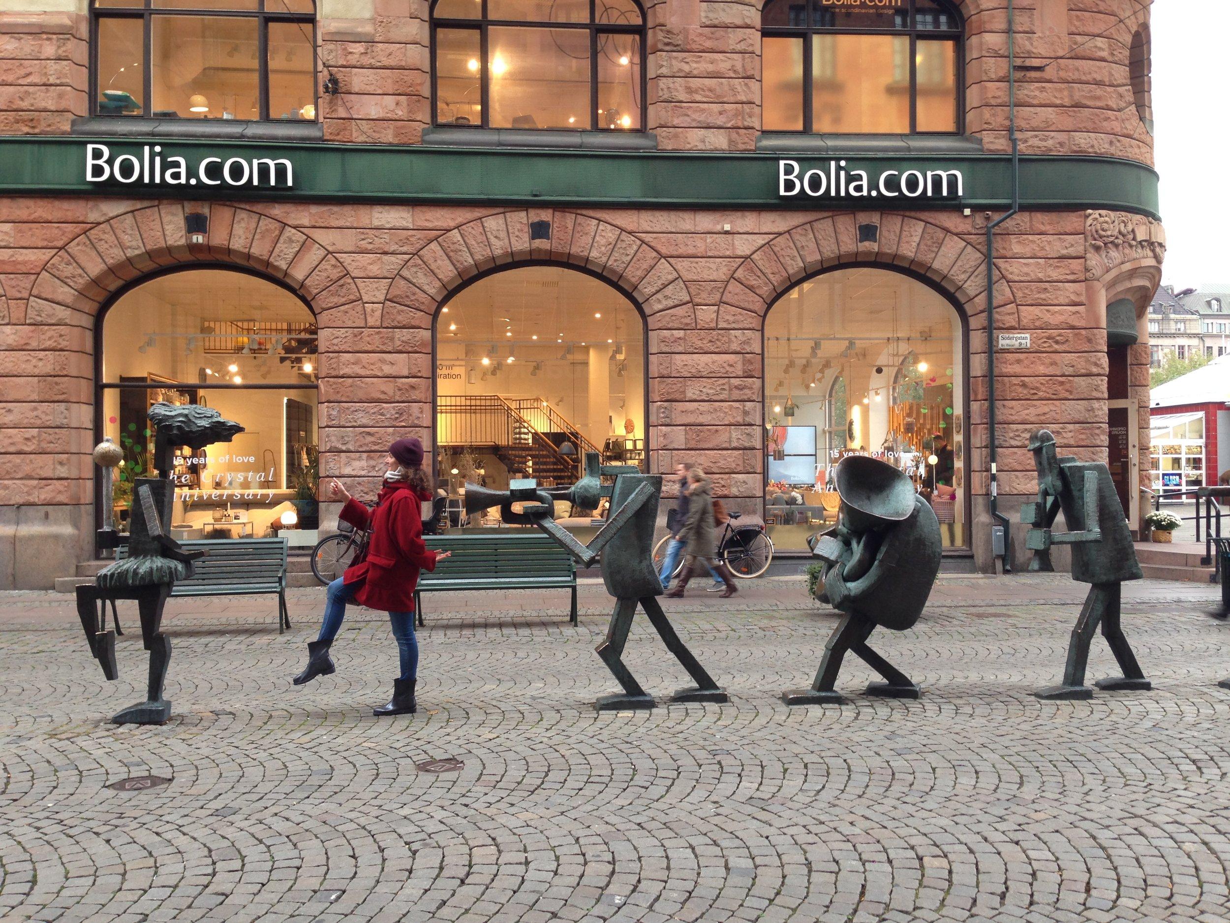 Malmö Sculptures