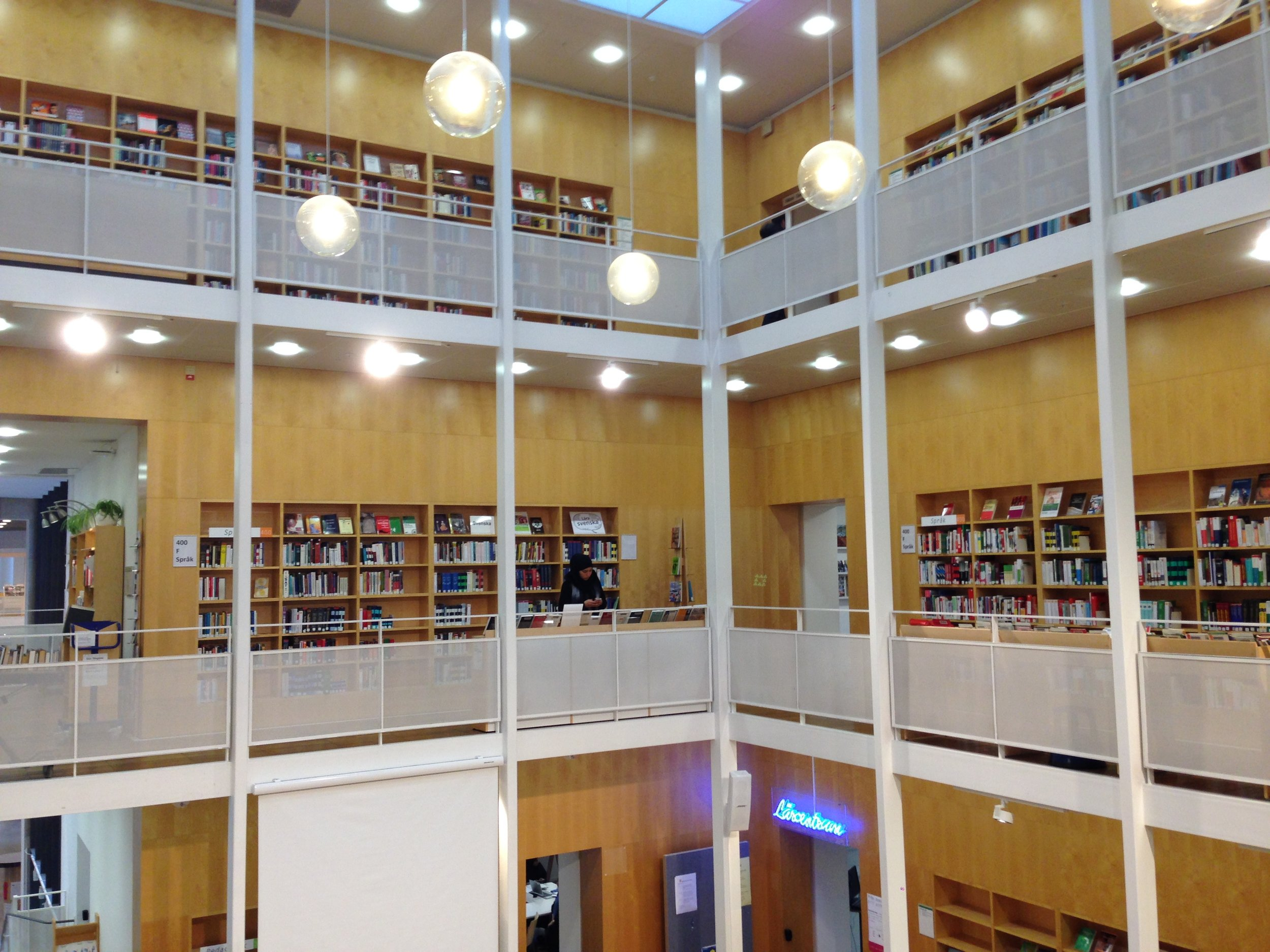Malmö Biblioteket