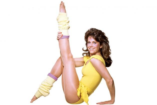 Queen Jane Fonda