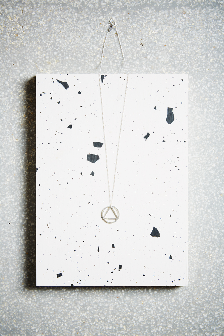 Silver Elements Necklace