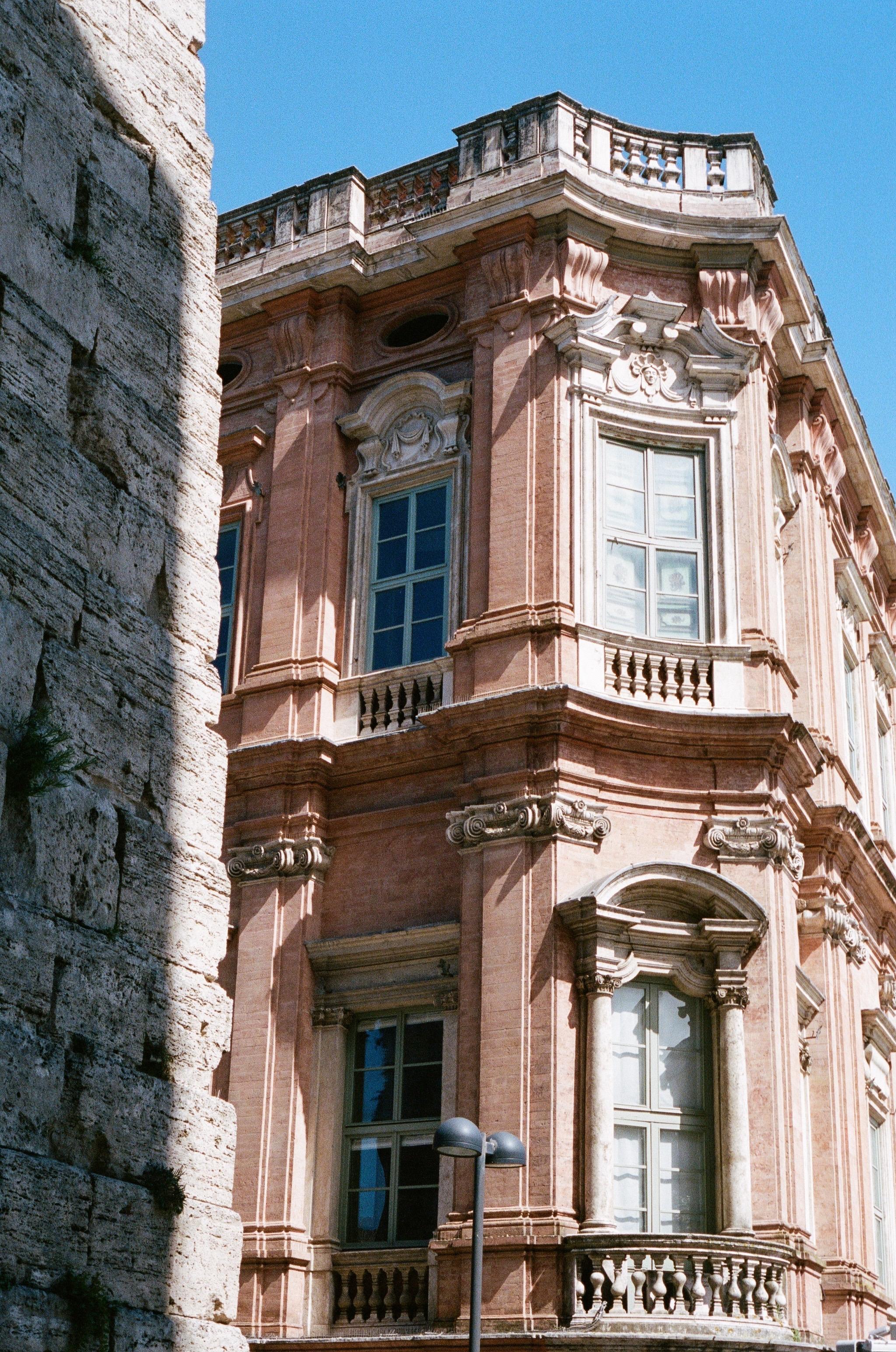 Perugia on Portra 400