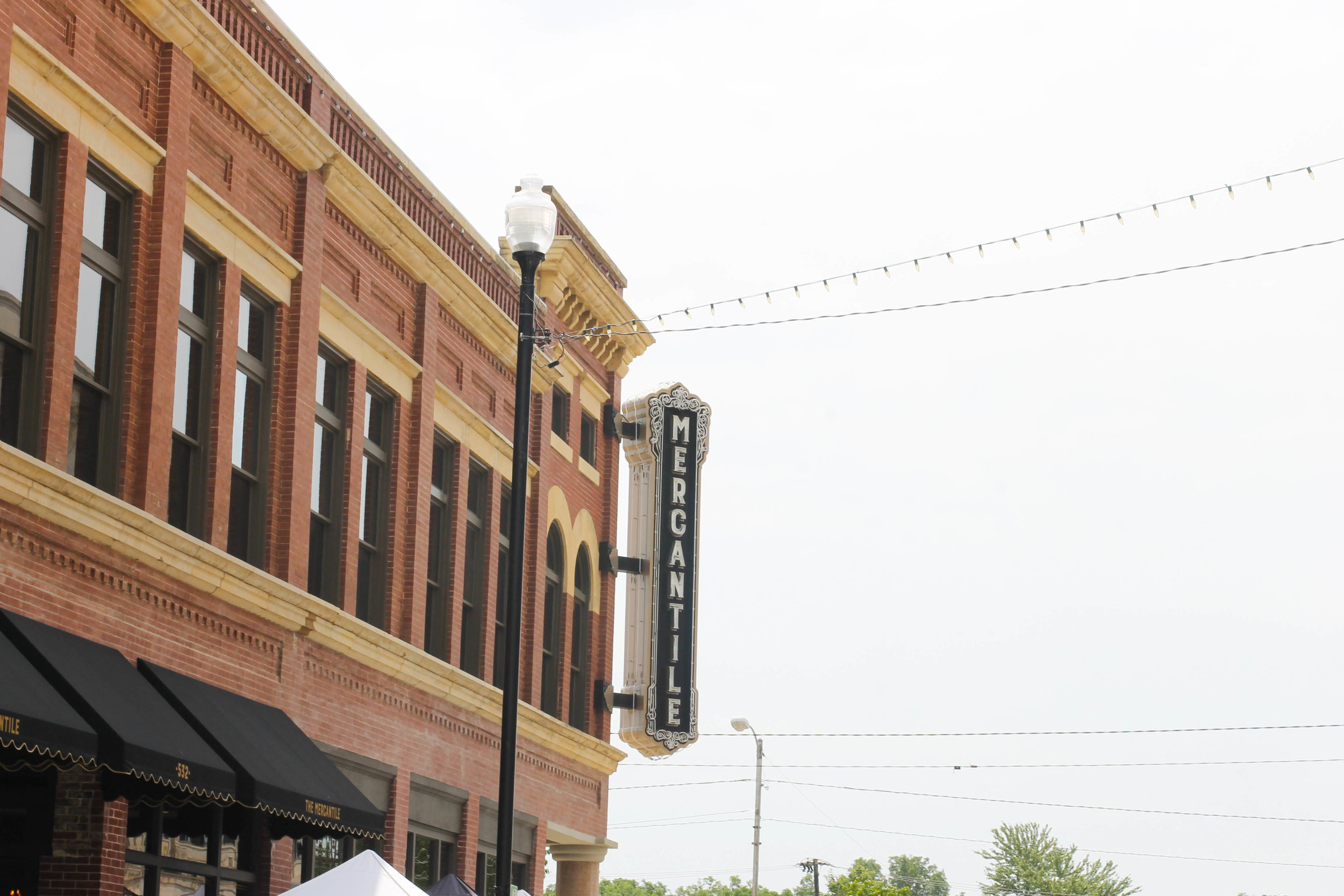 The Mercantile, Pawhuska