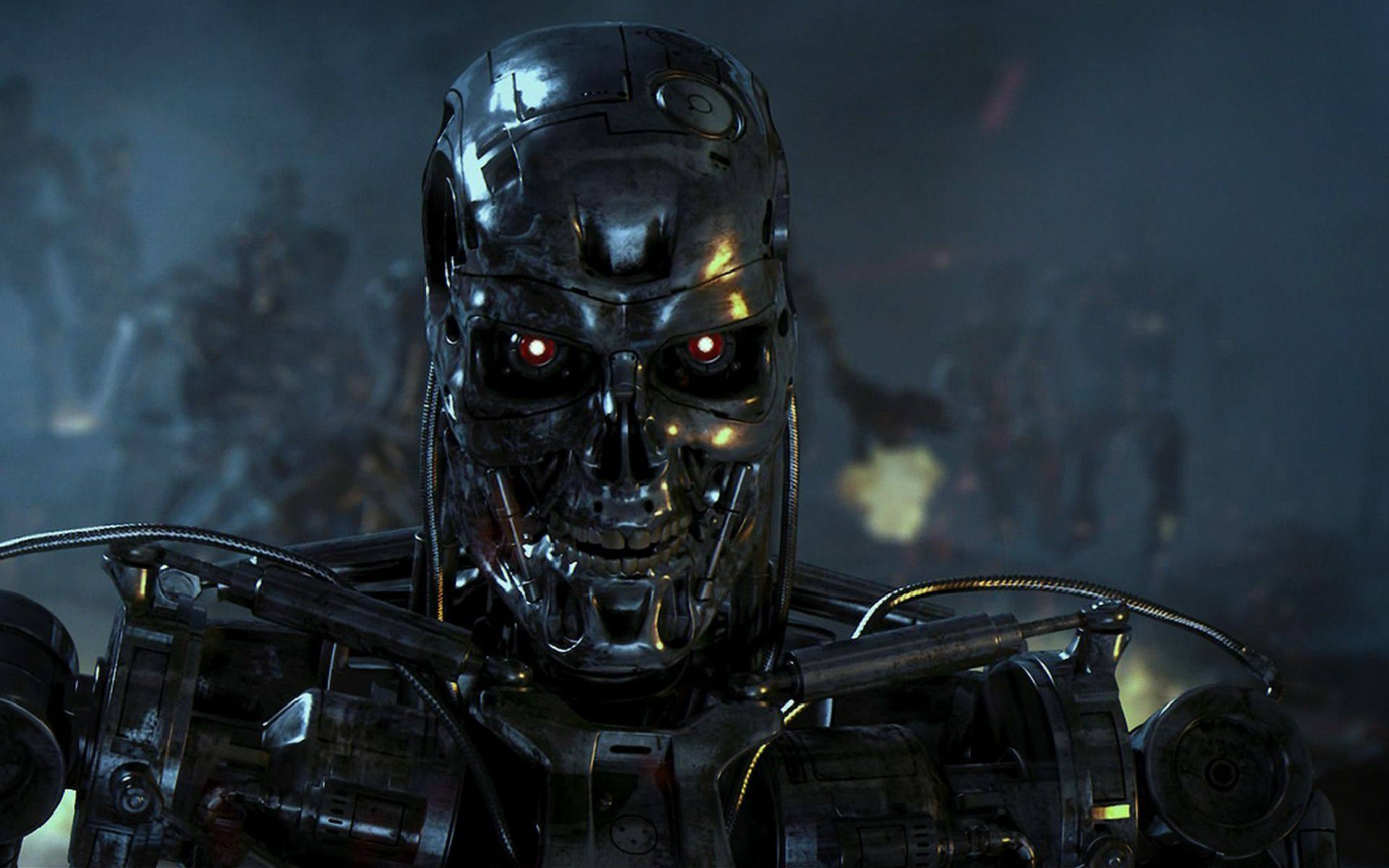 The Terminator: This is not the droid you're looking for (Image credit:Carolco Pictures/Skydance)
