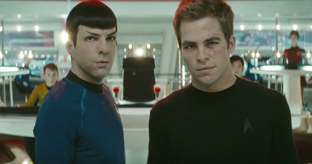 Star Trek rebooted: My Spock and Kirk are better than yours (Image credit: Paramount Pictures)
