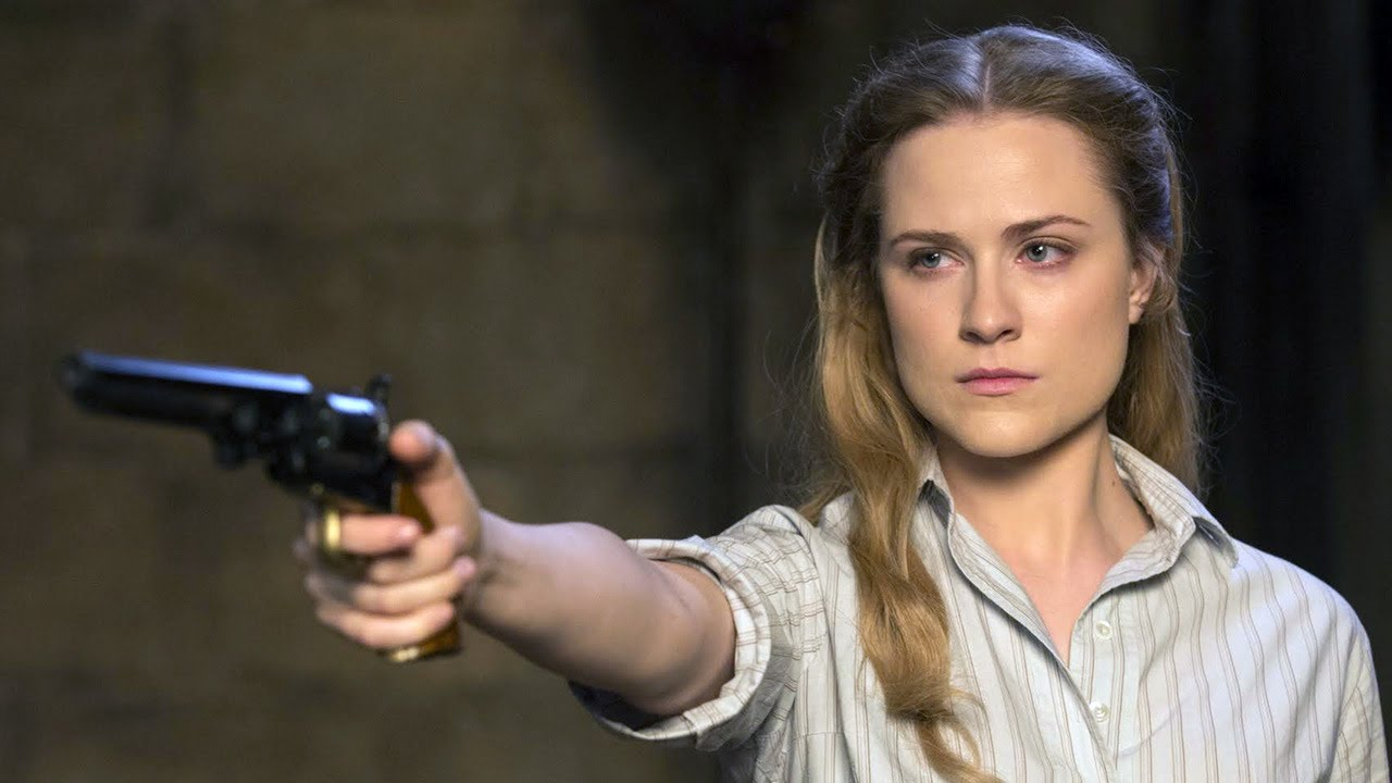 Dolores has the key to the mysterious maze (Image credit: HBO)