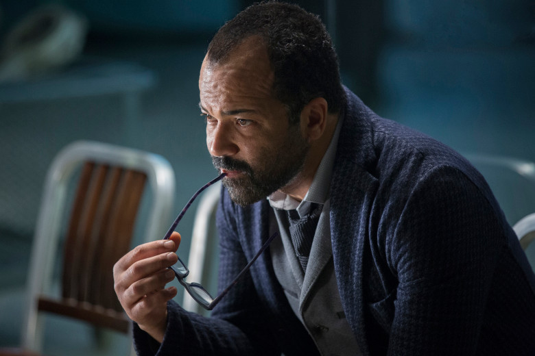 Jeffrey Wright has one of the most challenging roles in Westworld (Image credit: HBO)