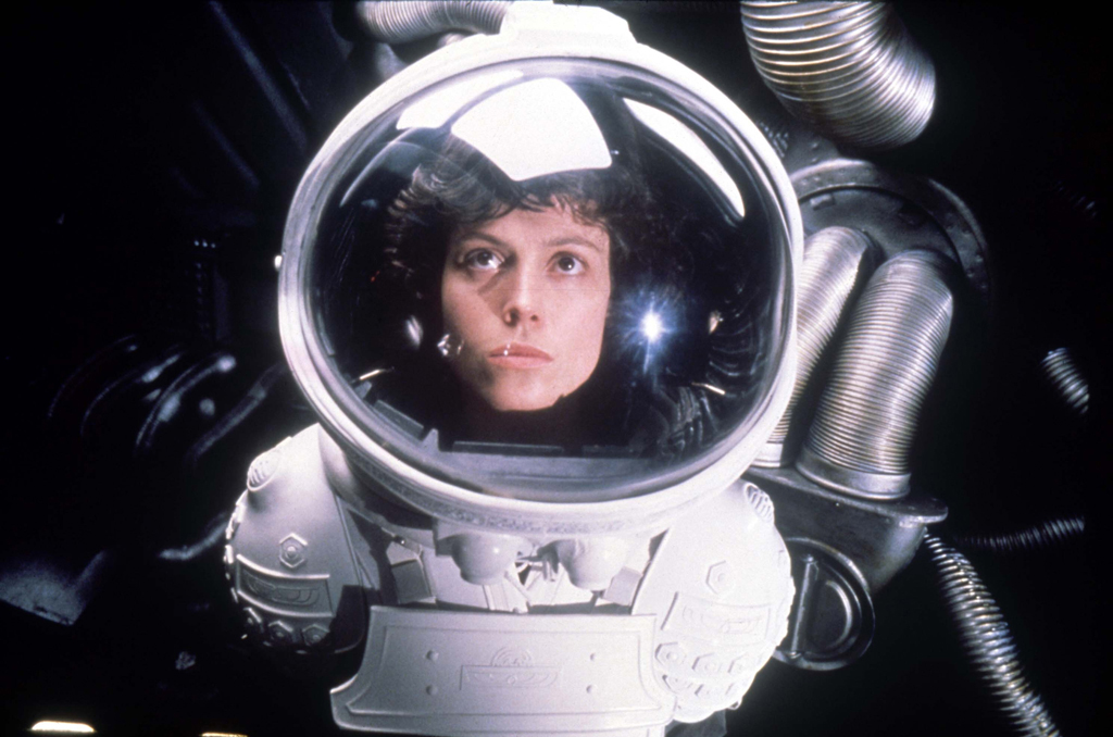 Sigourney Weaver as the talented Ms. Ripley in  Alien (Image: 20th Century Fox)