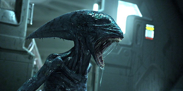 Not Baby Groot, this is deadly baby neomorph (Image: 20th Century Fox)