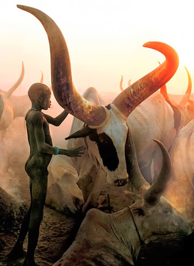 Stunning images of a tribe from Sudan1.jpg