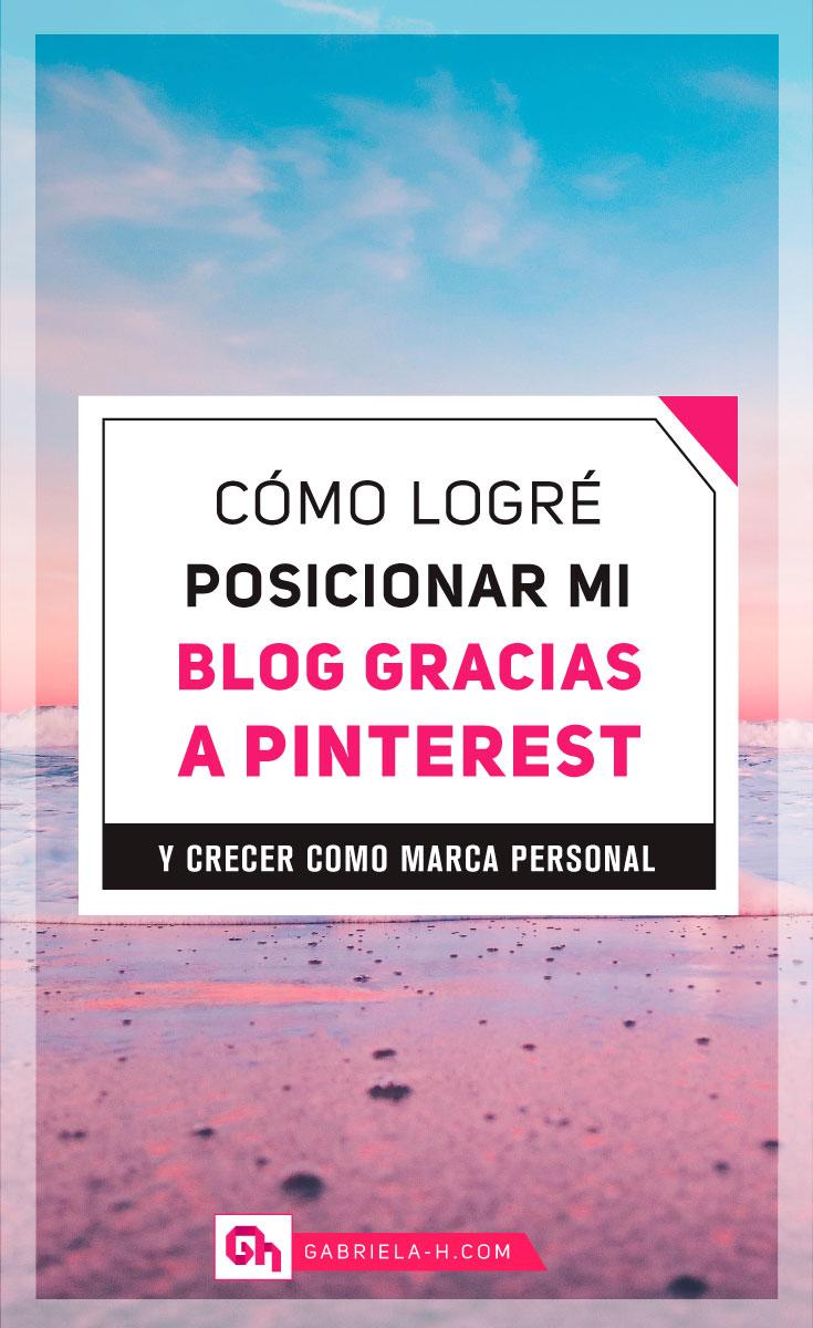 Cómo logré posicionar mi marca gracias a Pinterest #marcas #pinterestespañol #pinterest #marketingdigital #gabrielah