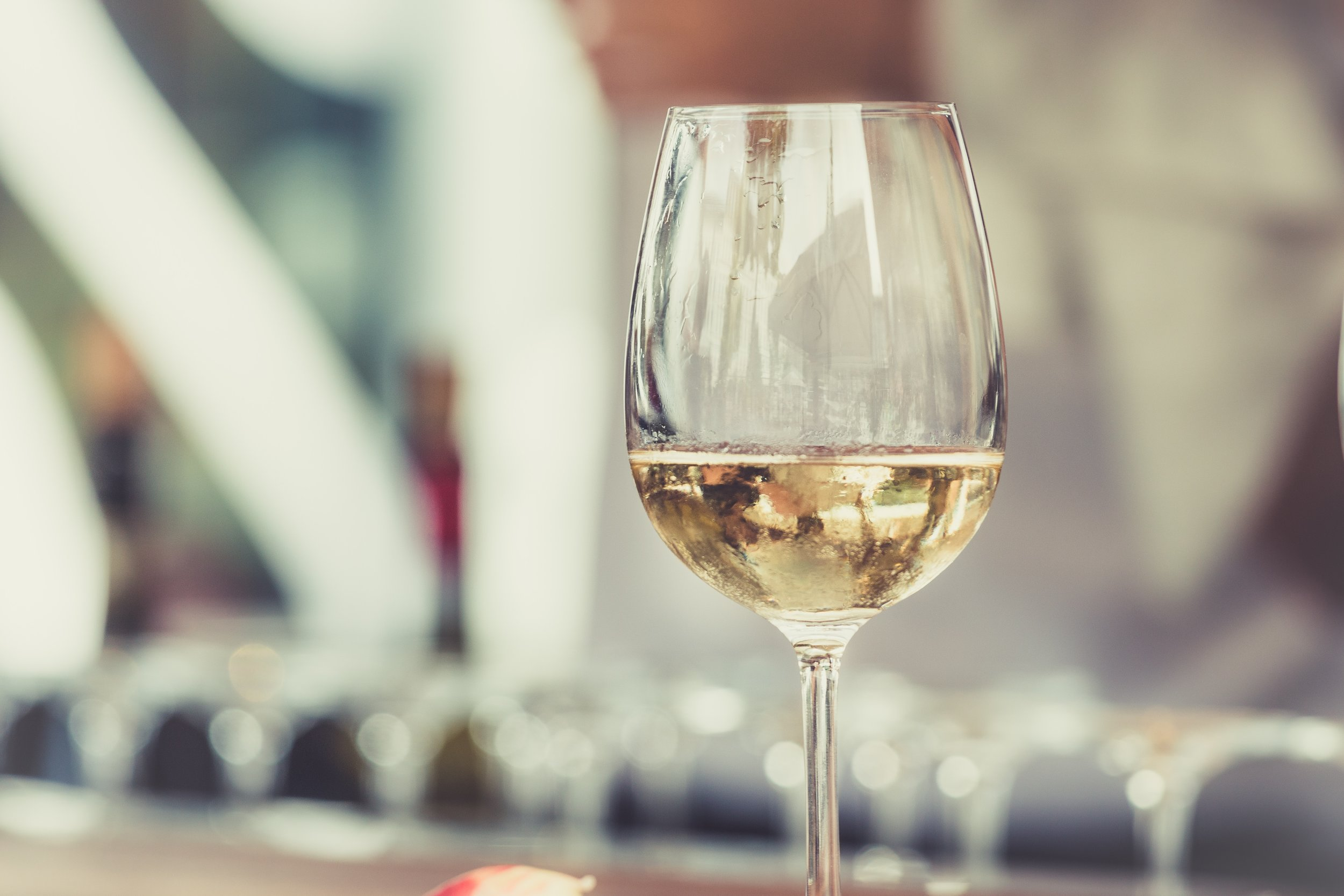 Gracias a mi revisión semanal, por fin pude empezar un curso de vinos!
