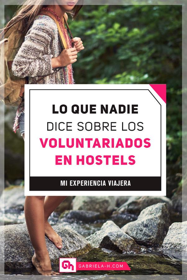 Voluntariados en Hostels: Lo que nadie te cuenta #voluntariado #viajargratis #workaway #helpx #worldpackers #miexperiencia