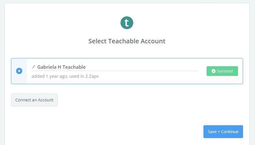 Cómo integrar Teachable con Mailerlite (incluso si vendes varios cursos)