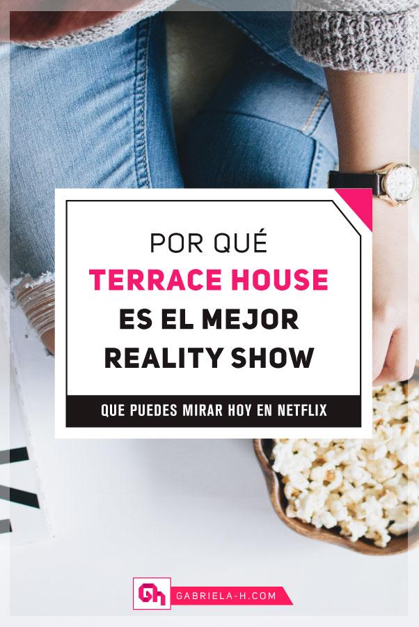 Por qué mirar Terrace House: El mejor reality show japonés que podés mirar en Netflix #gabrielah #series #netflix #terracehouse #entretenimiento