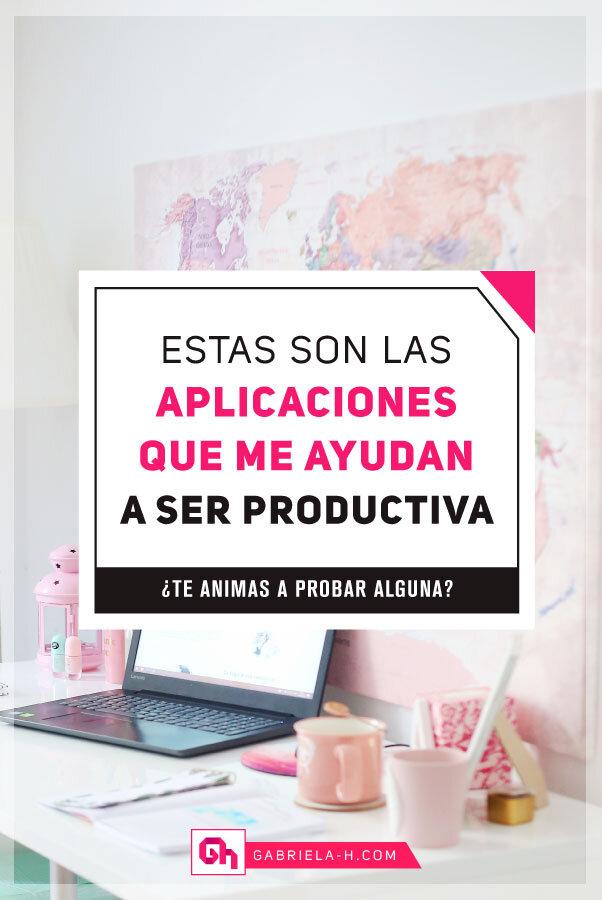 Aplicaciones favoritas que me mantienen productiva #productividad #organizacion #aplicaciones #asana