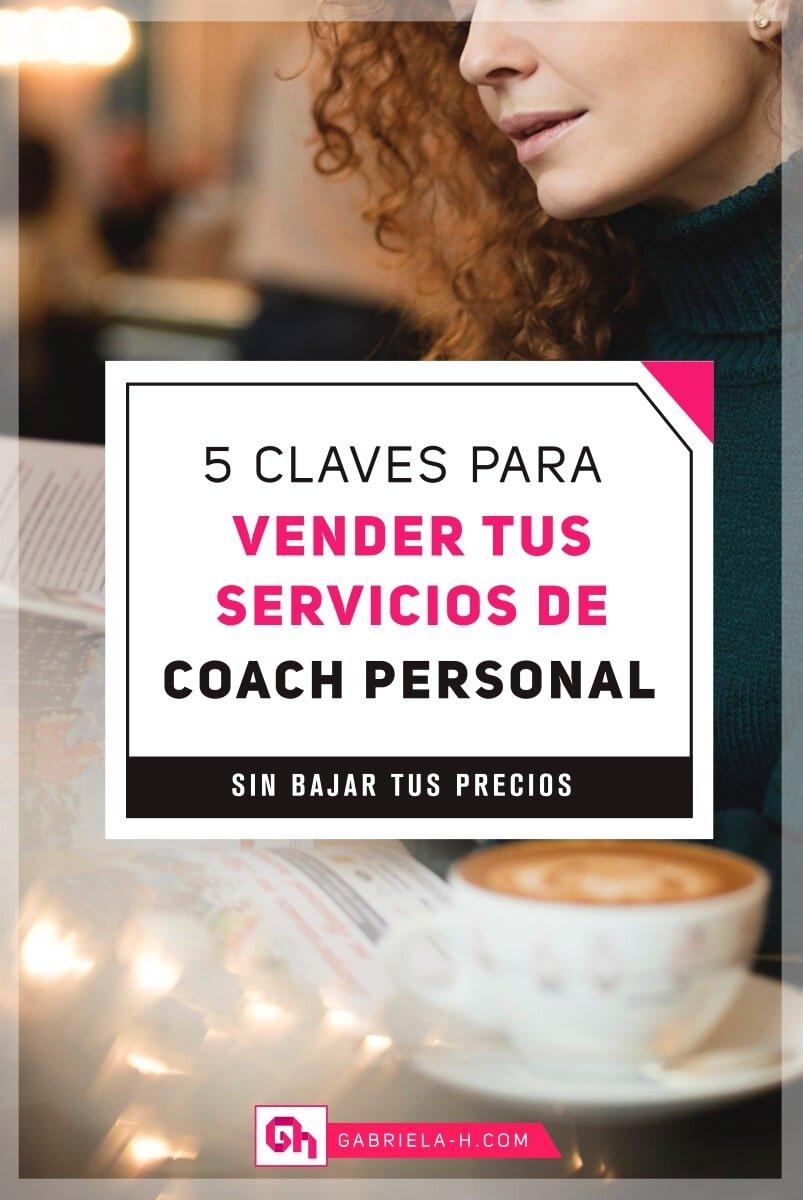 Cómo vender servicios de Coach #coaching #desarrollopersonal #productividad #ventas