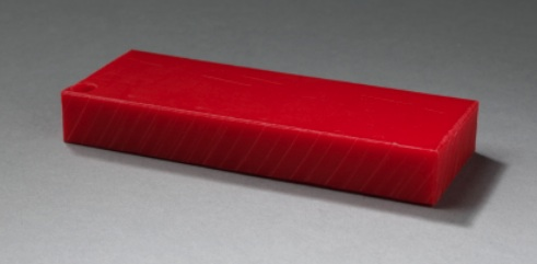 Duro-Glide® 385 Red  is an enhanced wear UHMW formulation with high compressive strength and Shore D hardness.  it's corrosion and abrasion resistant for the toughest applications.  385 Red offers non-stick release for material flow, making it ideal for lining trucks and other heavy equipment like buckets, chutes, rail cars, earth moving and mining equipment.    Download the datasheet  for this Duro-Glide® UHMW SHEET product.