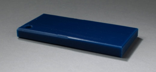 Duro-Glide® Blue 588  is a premium UHMW polymer with a molecular weight range of 7 – 9 million. Thanks to special fillers, it offers enhanced wear resistance and a very low coefficient of friction.  588 is ideal as a lining material to solve material flow problems.   Download the datasheet  for this Duro-Glide® UHMW SHEET product.