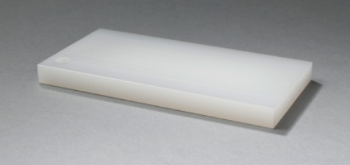 Duro-Glide 995 Antimicrobial  is a UHMW polymer with 7-9 Million molecular weight. It has excellent anti-microbial protection. It is highly water repellant and is FDA compliant for the food industry. It is ideal for other applications, such as hospital protection boards, dairy, bakery,and conveyor systems in the fish, beef and poultry industries.   Download the datasheet for this Duro-Glide® YHMW SHEET product.