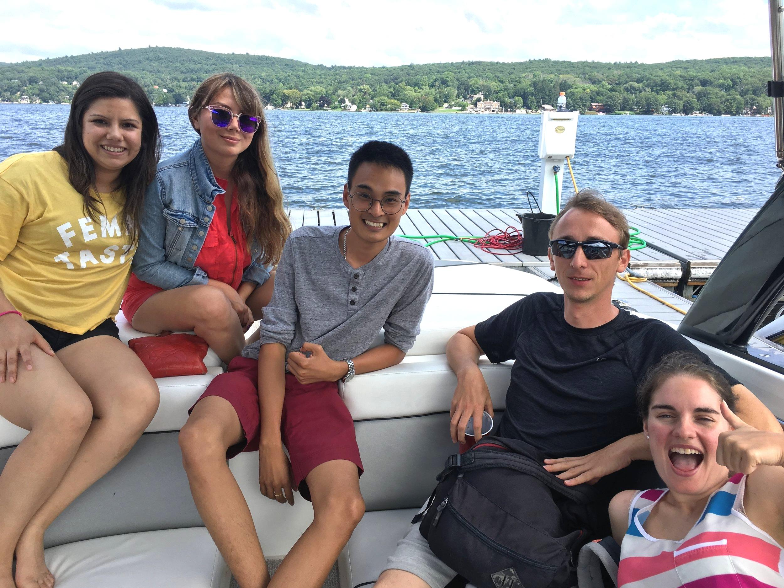 Greenwood Lake Trip