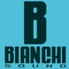 Bianchi Sound does the sound that is why it sounds so good!