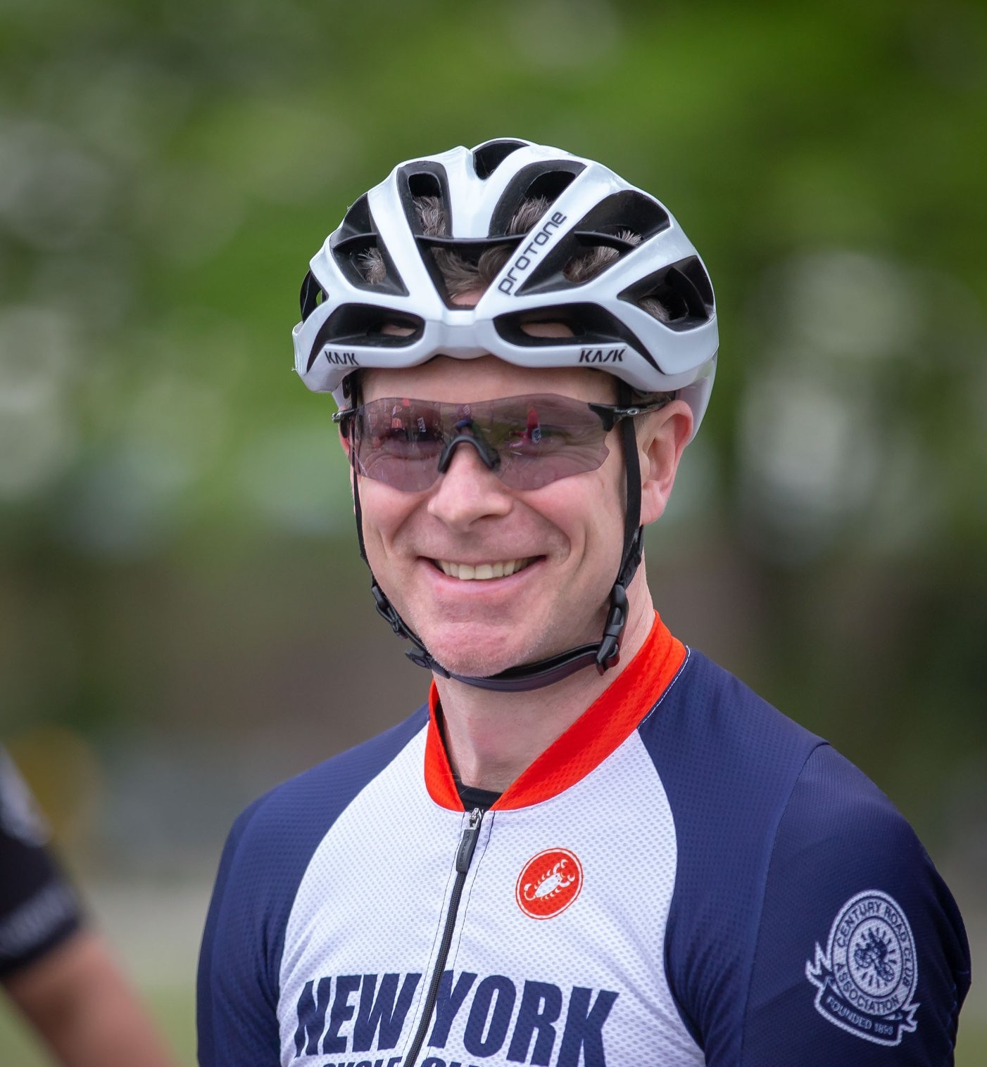 Alan Ganly - When he is not riding his bike, Allan is thinking about riding his bike. A former triathlete, he is an active member of NYCC Racing's Triathlete Rescue Program. While not a strict velominati, he firmly believes in Rule #5.