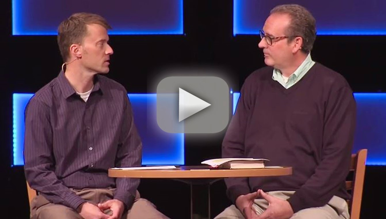 Interview on Technology & Relationships at Westwood Community Church