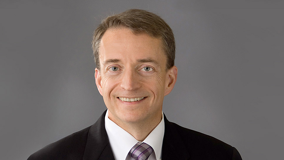 Pat Gelsinger, Chairman of the Board  Pat has been the CEO of VMware, Inc. since September 1, 2012. Mr. Gelsinger has more than 30 years of experience in general management and product development positions. He served as the President, Chief Operating Officer and President of Information Infrastructure Product at VMware, Inc. since September 2009.