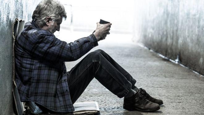 - Homelessness