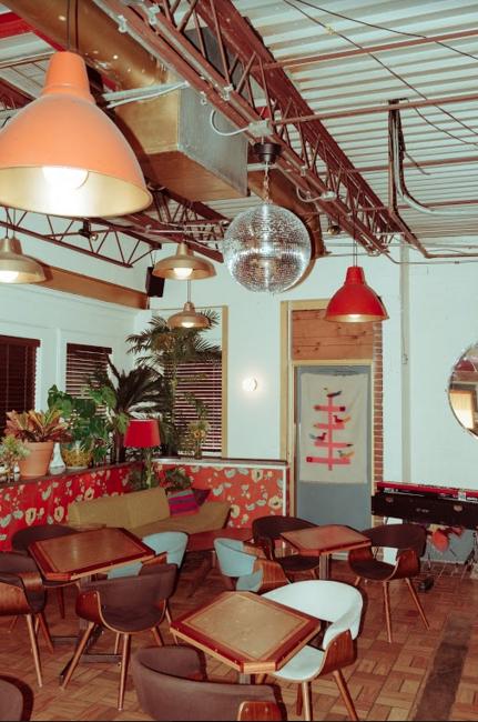 The Inglewood Lounge