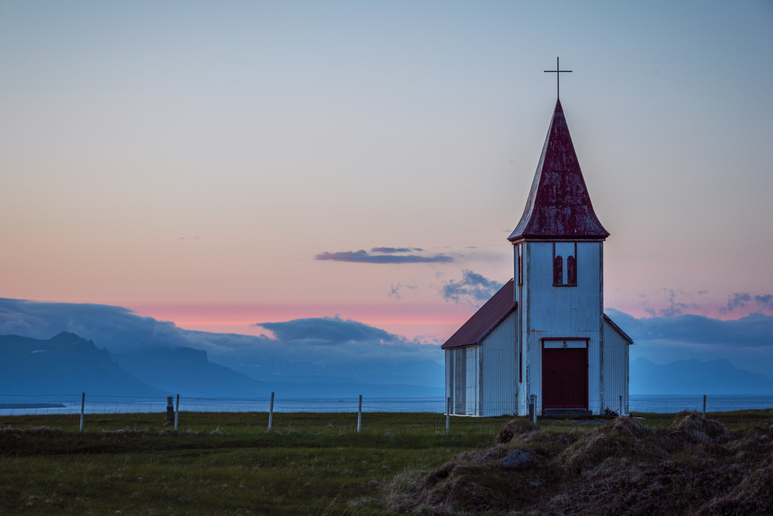 Church at Arnarstapi