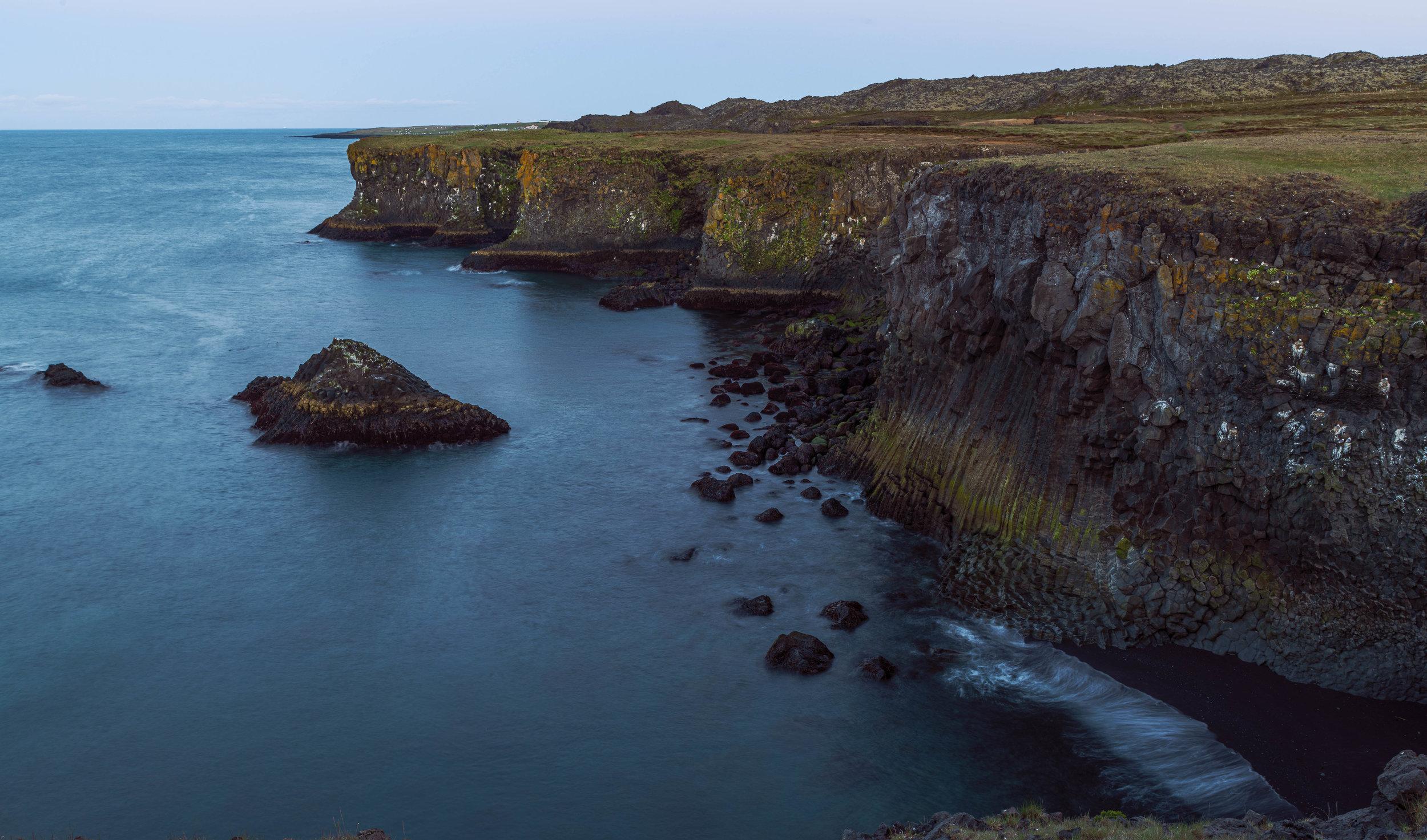 Hellnar Coastal View