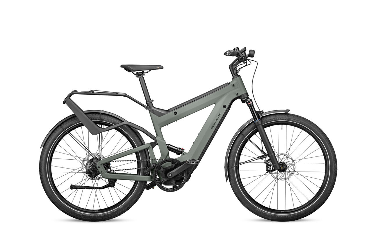 2020 Riese Muller Superdelite Christchurch Electric Bicycles