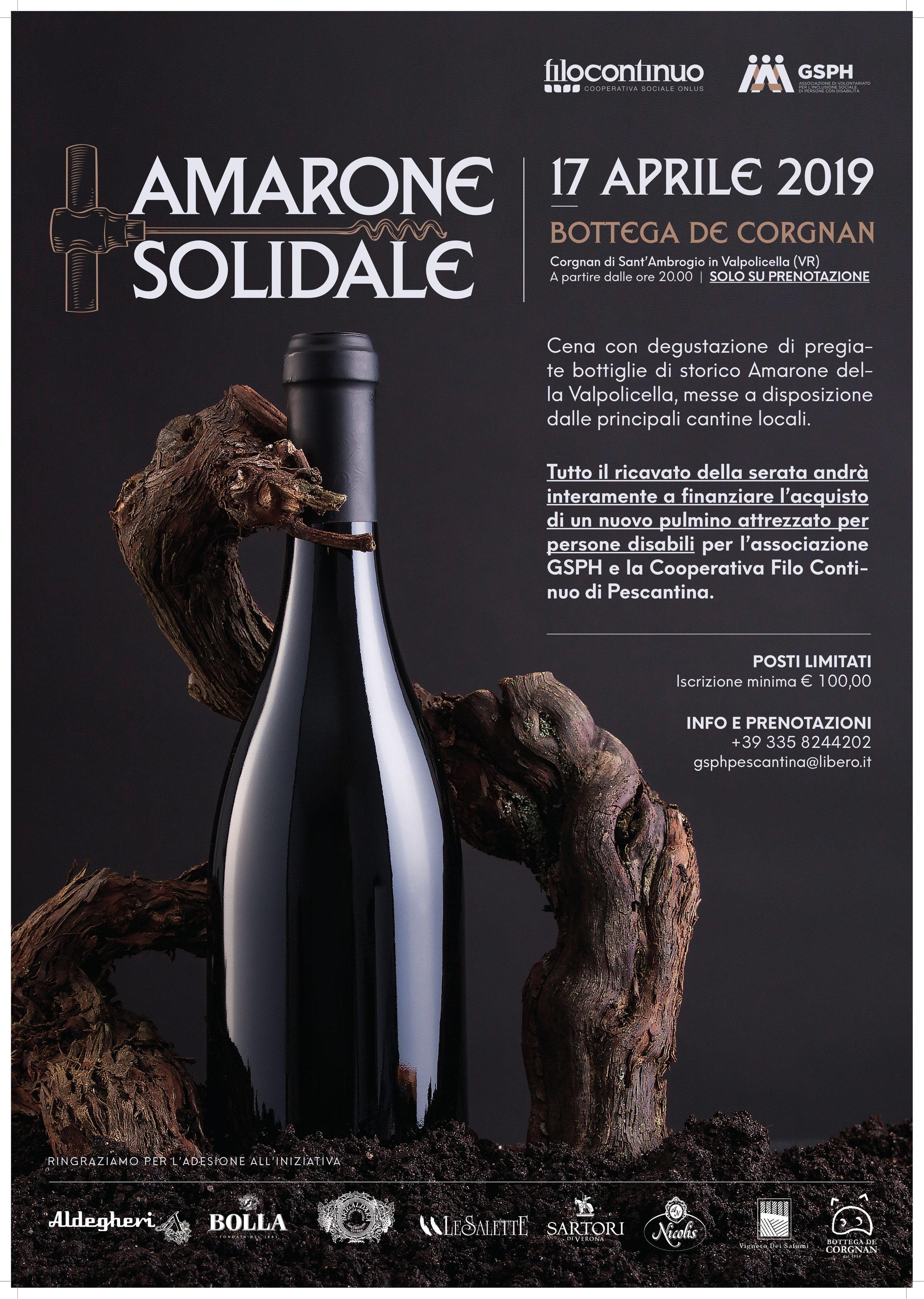 Amarone Solidale a Bottega de Corgnan - 2019.jpg