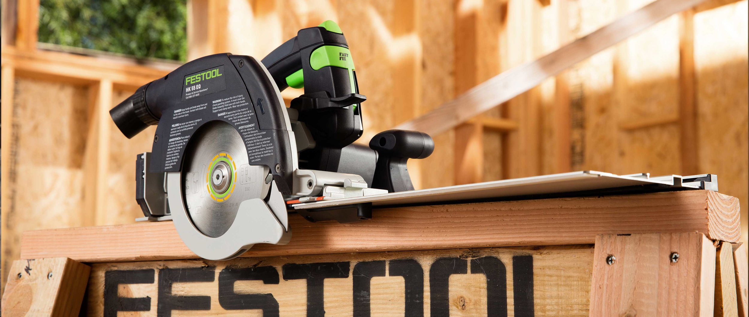 WE ARE AN AUTHORIZED FESTOOL DEALER