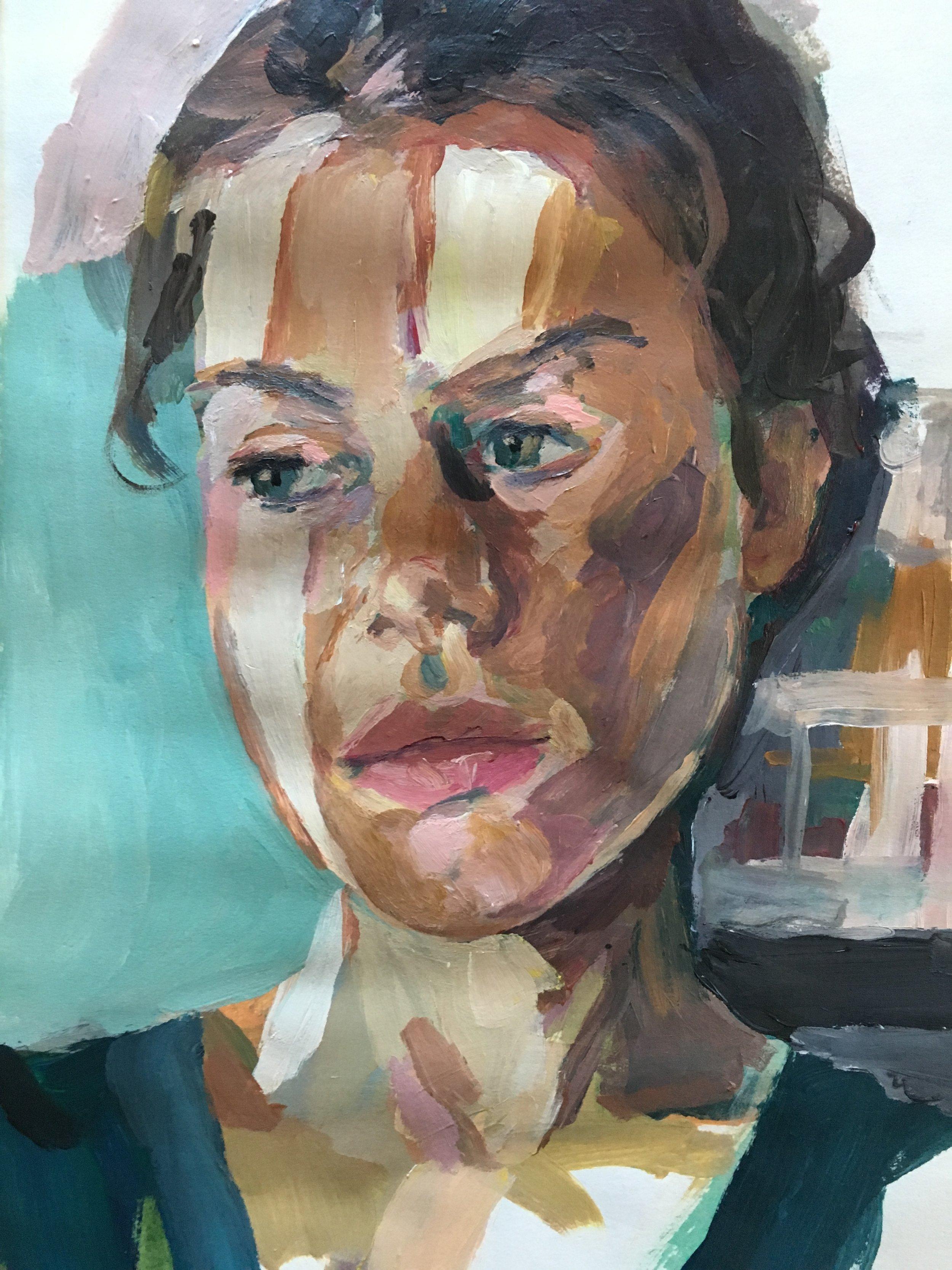 Self-portrait sketch.JPG