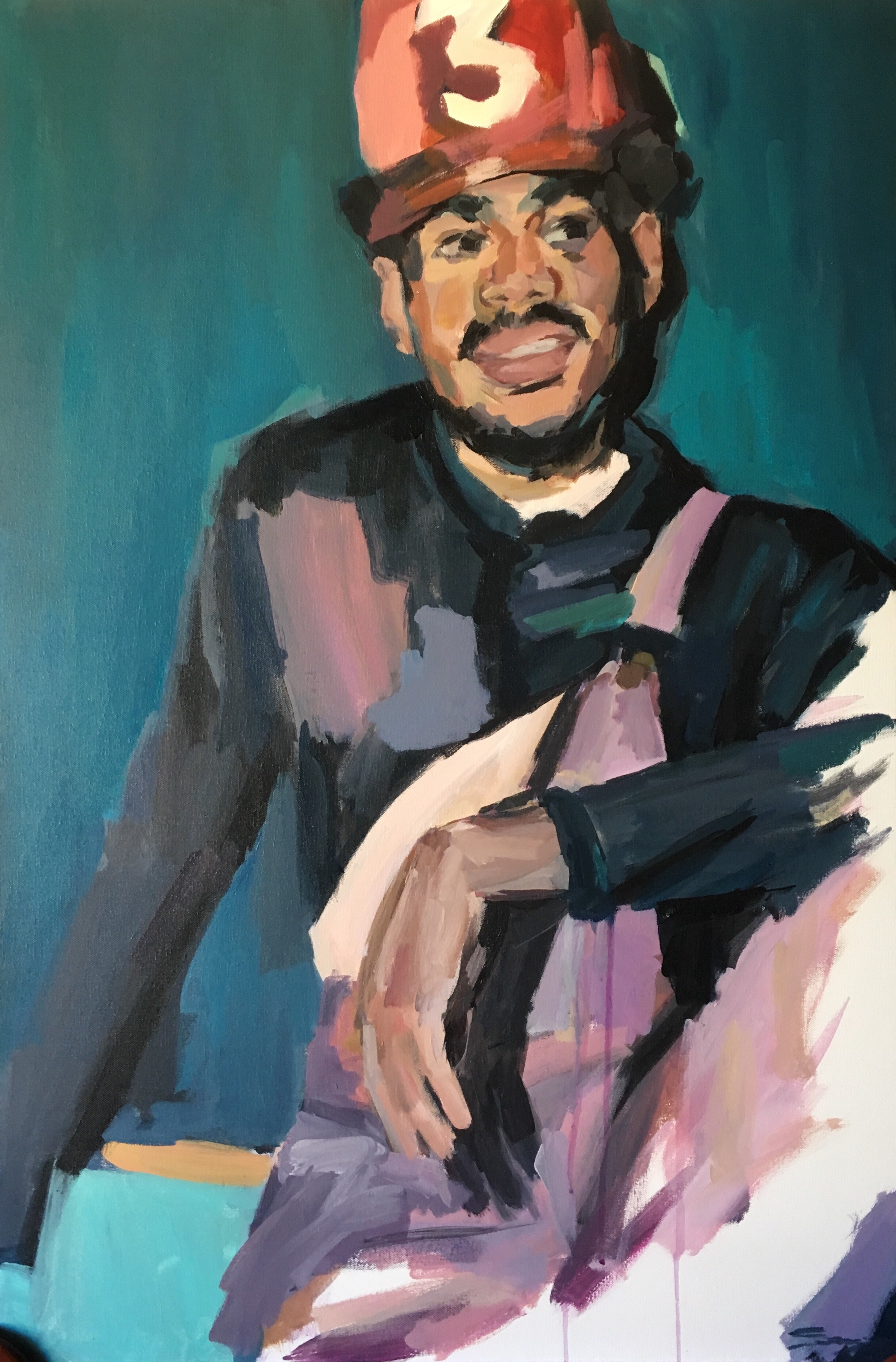 Chance the rapper painting.jpg