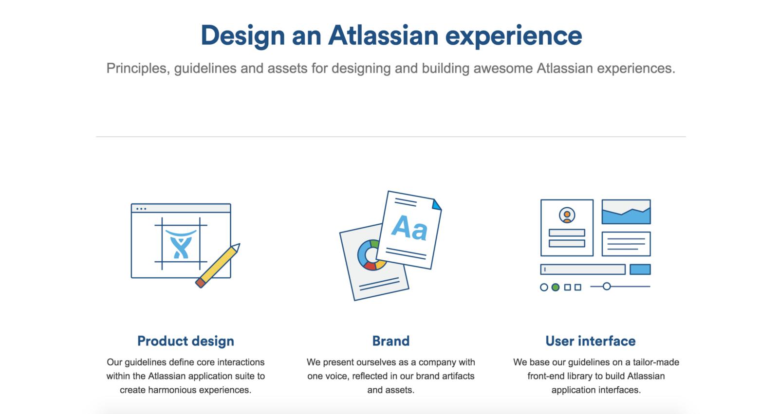 Atlassian Design Guidelines