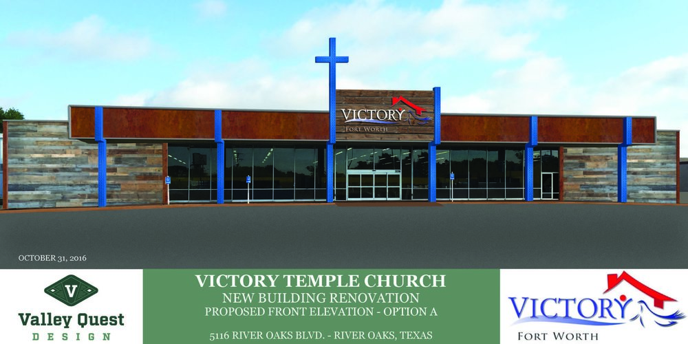 Victory Temple Church — Valley Quest Design