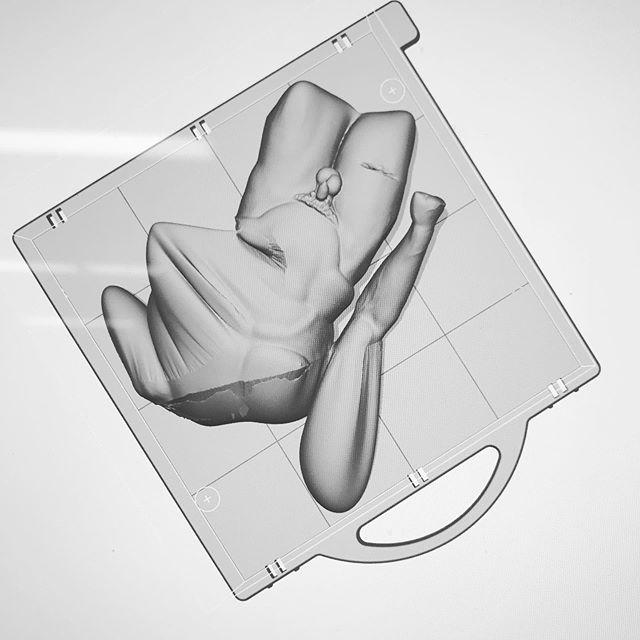 Headed to the printer 🖨  #sva #antiquity #remix #henrikson #vfl #3dprint #risdalumni #svaalumni