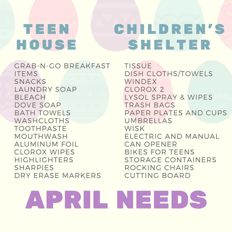 April Needs