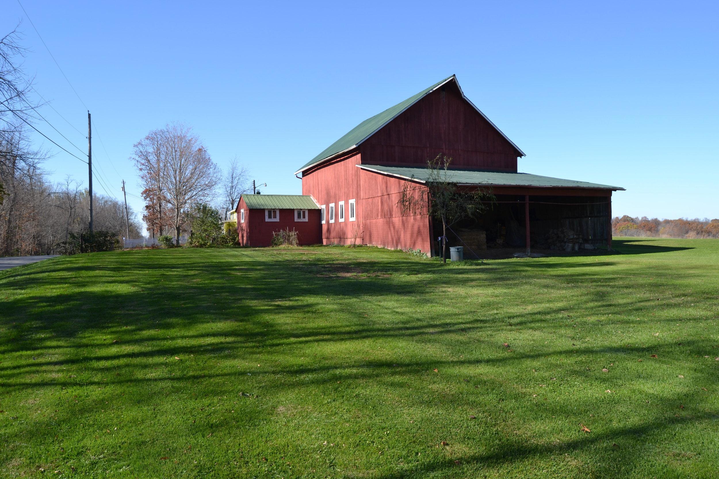 RESEARCH FARM   Granville, Ohio
