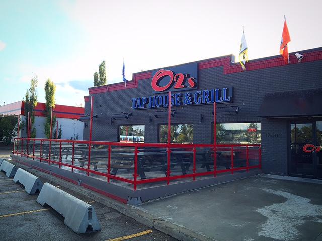 Patio Railing Edmonton