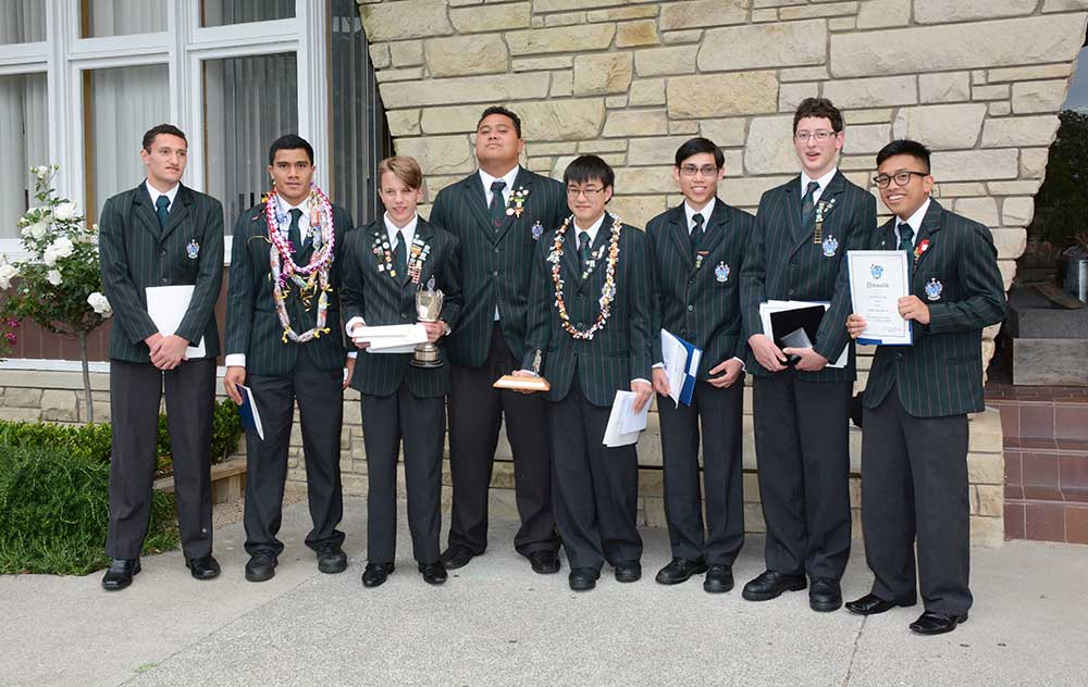 Dilworth Prize Giving 2015