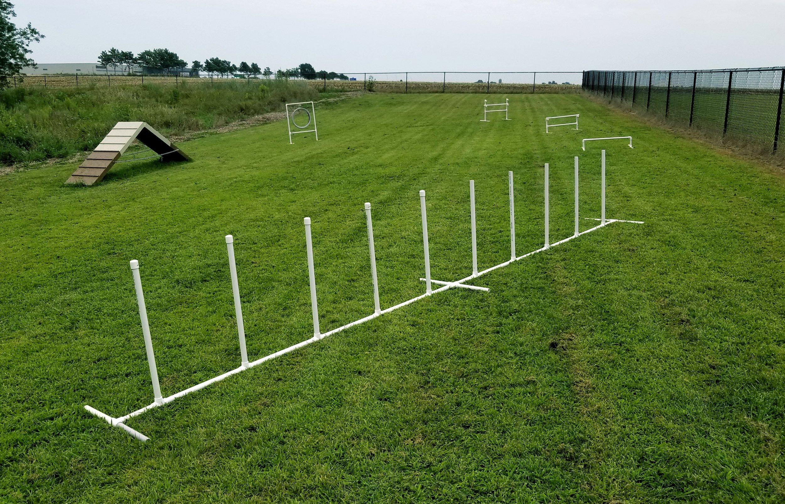 agility equipment